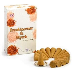 Frankincense Cones