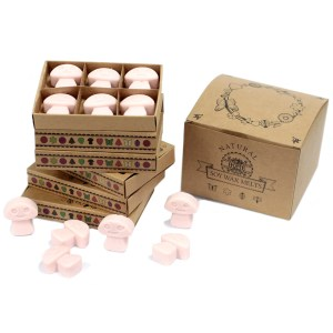 Box of 6  Wax Melts - Dark Sandalwood