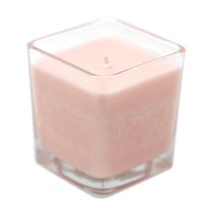 White Label Soy Wax Jar Candle - Pomegranate & Orange