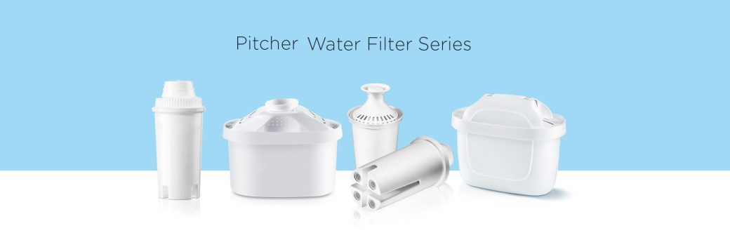 Pitcher Water Filter Series