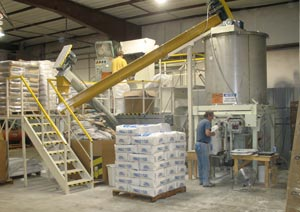 Our Pinnacle Flock Manufacturing operation