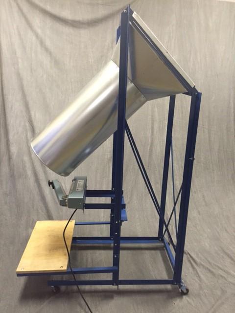 BLUE FRAME (shoot & heat sealer sold seperate)