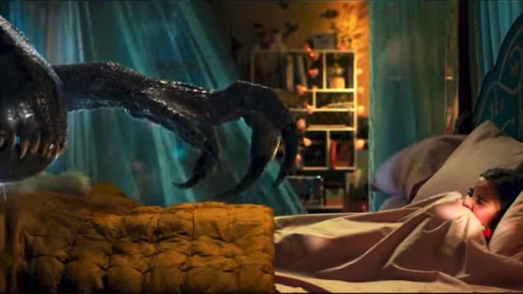Risultati immagini per jurassic world fallen kingdom trailer