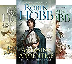 Robin Hobb's Farseer Trilogy