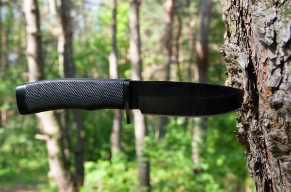Fixed Blade Bushcraft Knife