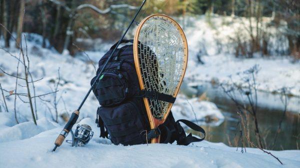Backpacking Fishing Pole Portability