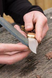 Knife Sharpening Coarse