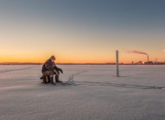 A Guide For Line Depth When Ice Fishing