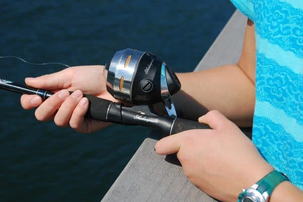 Spincast Fishing Reel Explained