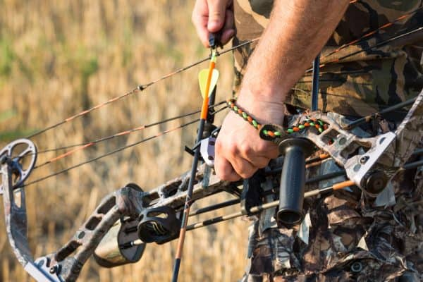 Compound Bow Materials