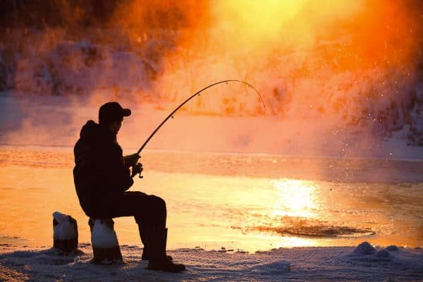 How Long to Ice Fish