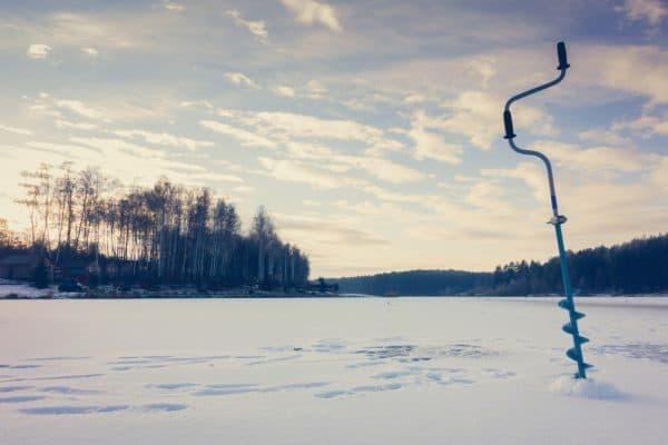 Ice Fishing Depth Experimentation