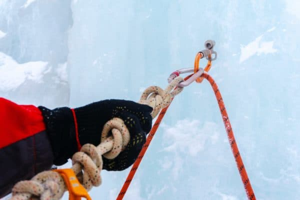 Purpose of Ice Screws