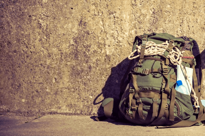 Bushcraft Essentials List Kit bag
