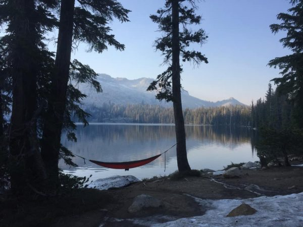 Locations For Winter Hammock Camping