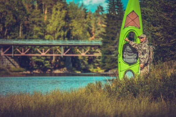 Getting the Right Size Kayak for Beginners