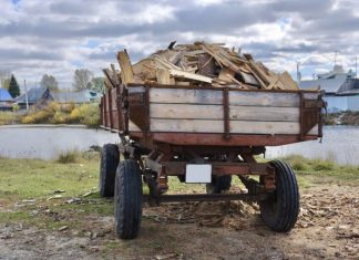 Best Firewood Carts