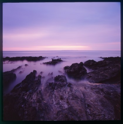 Croyde Bay, Dusk (all 30 minutes of it!)