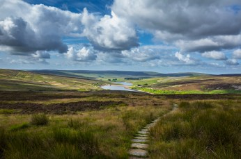 The Pennine Way, before I realised it was most BOG!