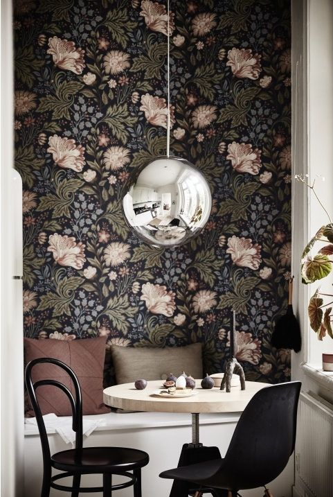 Decorating With Wallpaper | The Old New Decor Statement You Need In Your  Home