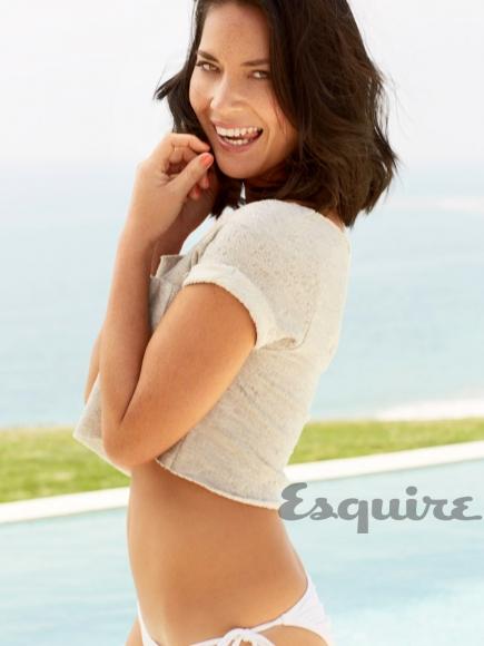 Olivia Munn Esquire 2013 5