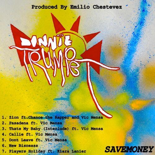 Donnie Trumpet Tracklist