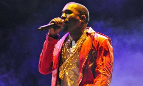 Kanye West BLKK SKNN HEAD Video