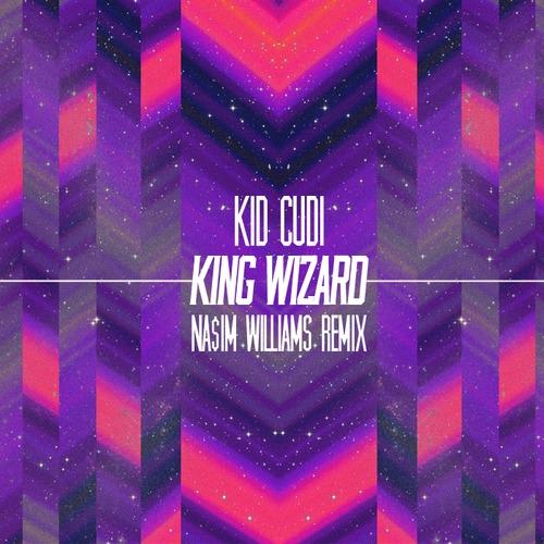 Kid Cudi King Wizard Na$im Williams