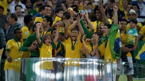 Brazil Confederations Cup 2013