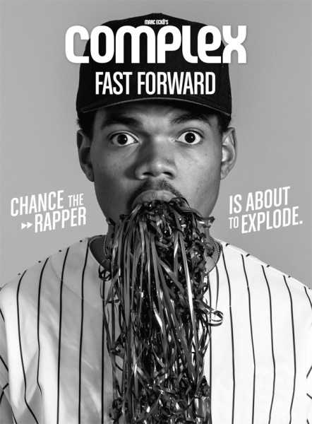 Complex Chance the Rapper