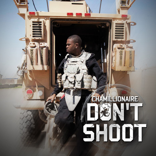 Chamillionaire Don't Shoot