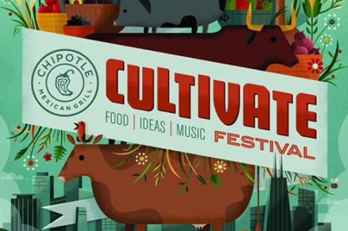 Chipotle Cultivate Festival Chicago 2013