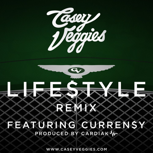 Casey Veggies Curren$y Life$tyle remix
