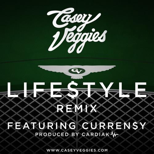 Casey Veggies Curren$y Life$tyle remix