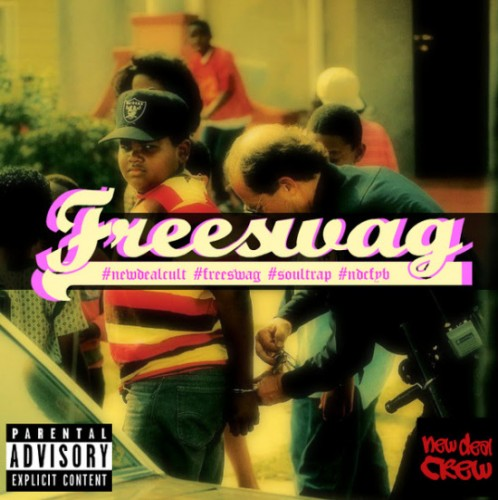 Chris Crack Freeswag EP