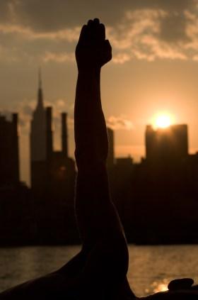 Y Yoga Movie production photo
