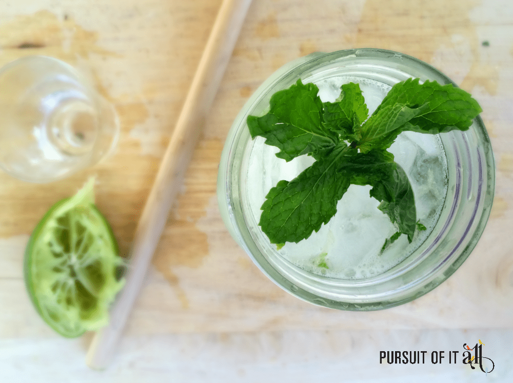 How To Make A London Mojito!