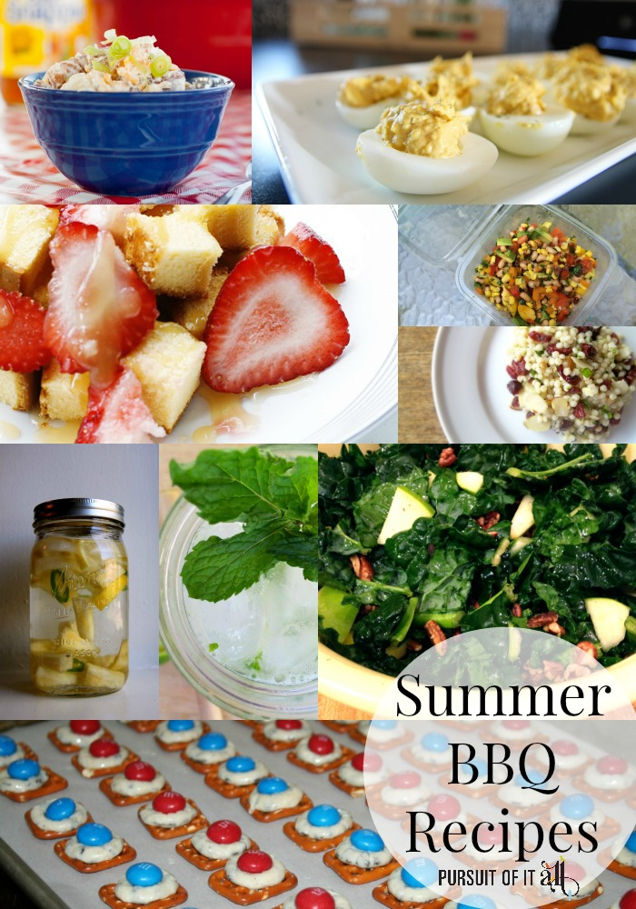 10 Amazing Summer BBQ Recipes!
