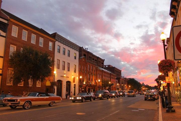 Georgetown Weekend Getaway