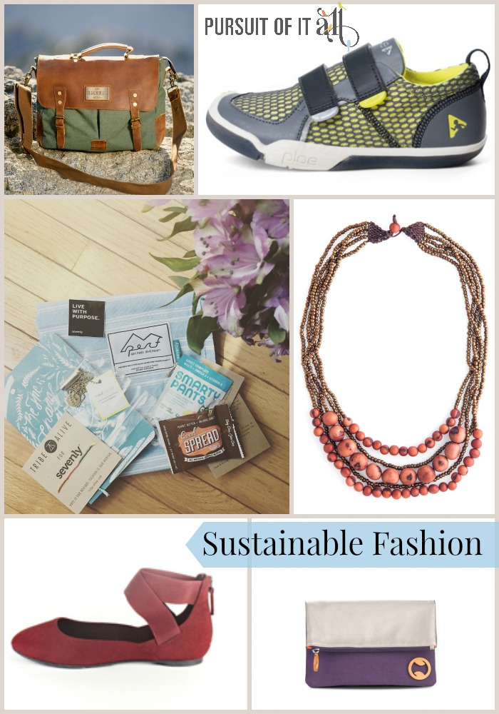 You say hippie clothing, I say sustainable fashion!
