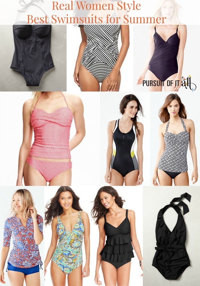Summer Style: How to Choose a Bathing Suit