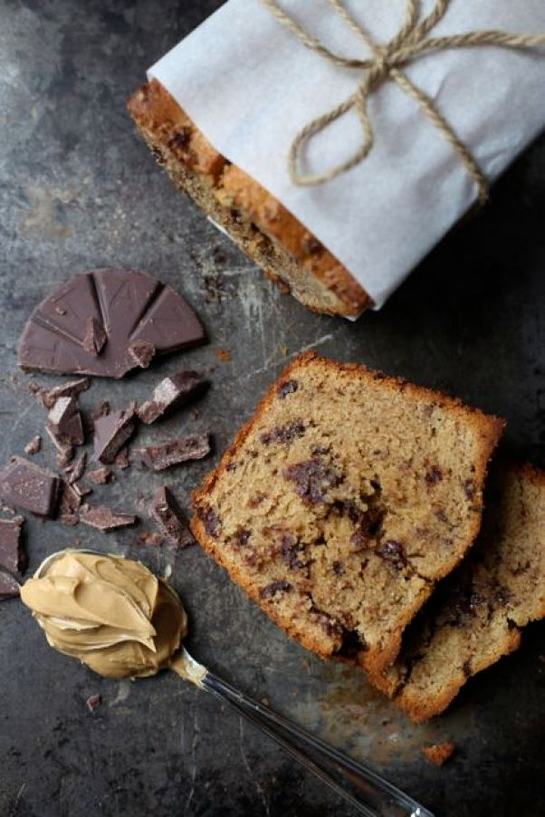 Peanut-Butter-Chocolate-Chip-Pound-Cake