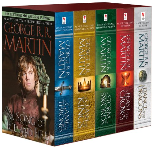 Fun Books To Read: A Game of Thrones Series