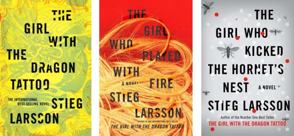 Fun Books To Read: Millennium Trilogy by Stieg Larsson
