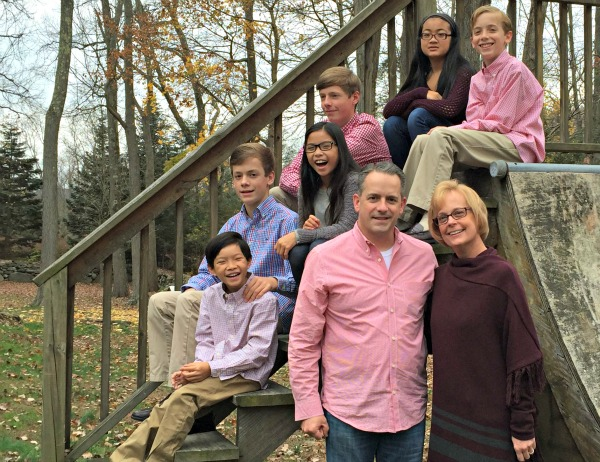 An Adoption Story: The Rowleys