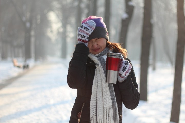The 8 Emotional Stages Of Being Caught in a Blizzard