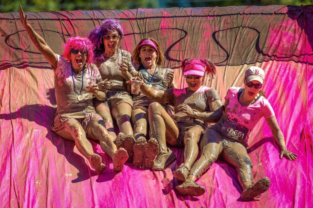 5 Unique Races To Run Nearby: Baltimore / D.C. Metro Area — Dirty Girl Mud Run