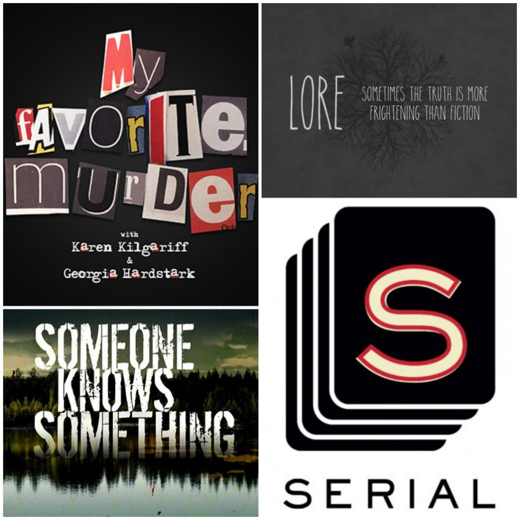 4 Riveting True Crime Podcasts You Can't Miss!!!