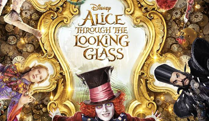 Alice Through the Looking Glass - a review!