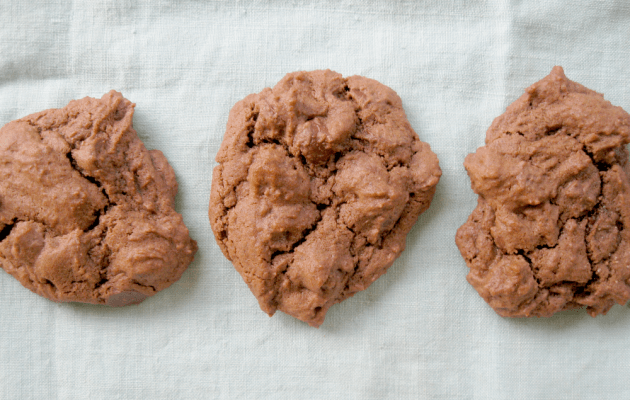 Homemade double chocolate chip cookies are so incredibly delectable, especially warm right out of the oven!